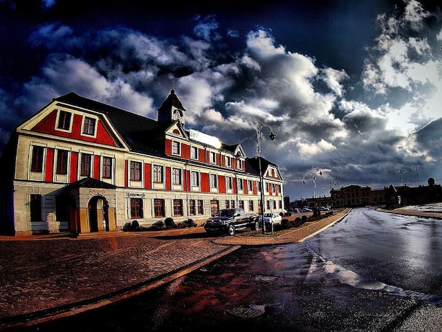 Rezydencja Pod Zegarem - Trzebinia - Leilighet