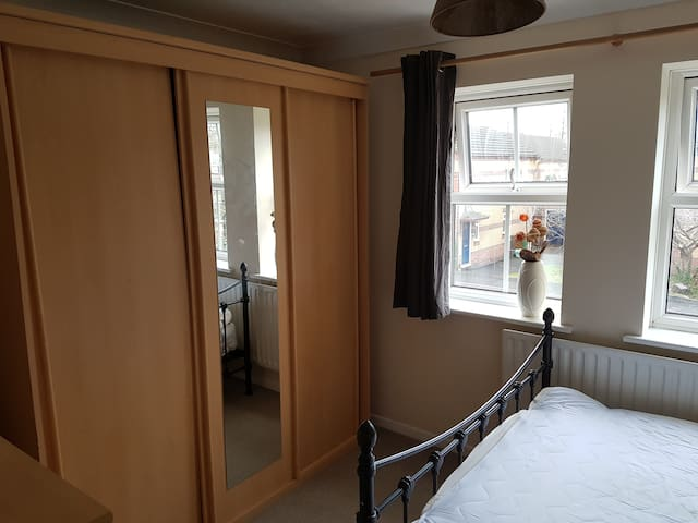 Double room close to city centre - Cardiff - Casa