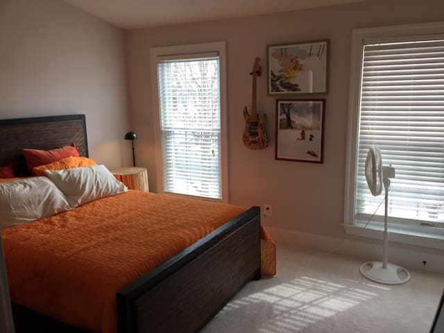 The Calvin and Hobbes Room - Manassas - Rumah