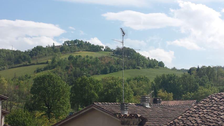 Quadrupla - B&B La Ca' Nel Borgo - Ca' De' Caroli - 家庭式旅館