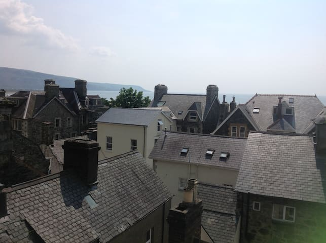 Barmouth holiday cottage lovely views - Barmouth - Leilighet
