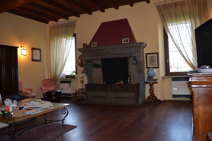 Antica cascina Franciacortina - Cazzago San Martino - Huis