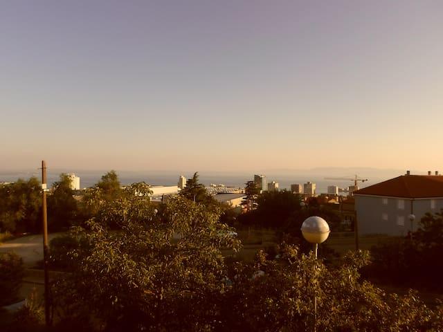 Double room,  Trsat, Rijeka, Vjekoslava Dukica 10 - Rijeka