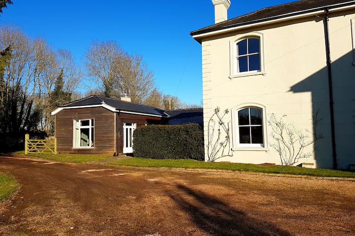 2 Bedroom Rural Annexe - Itchen Stoke, Winchester - Itchen Stoke - 獨棟