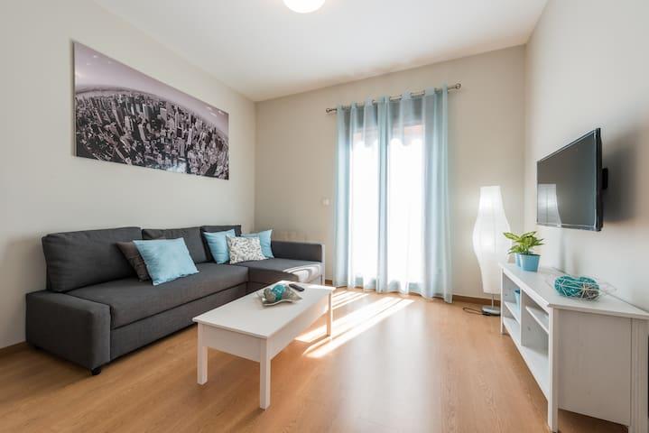 Apartment Alcalá de Henares Centro - Alcalá de Henares - Apartmen