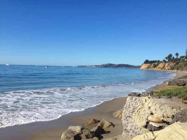 Walk to Beach! - New Gorgeous Private Casita - Montecito