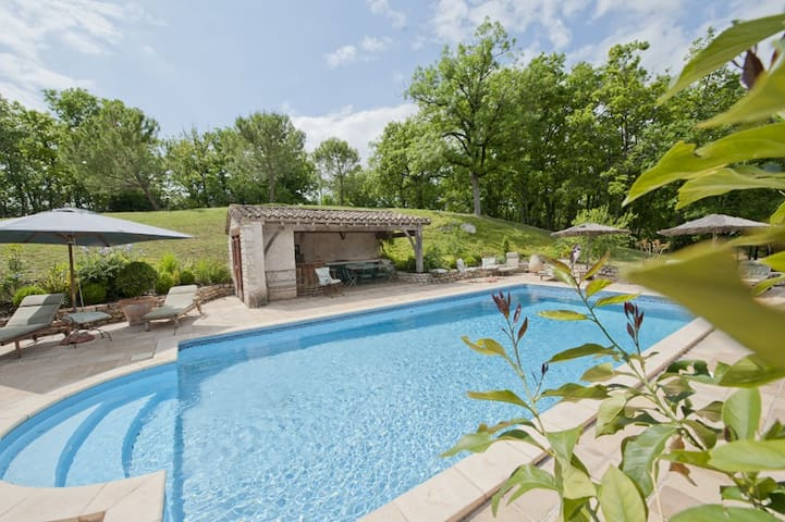 Country home swimming pool Quercy - Castelnau-Montratier