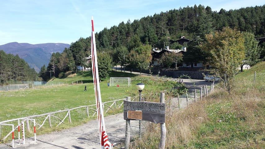 Baita Michi - Zeri - Blockhütte