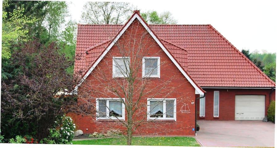 Ferienwohnung in Ostfriesland / Ostrhauderfehn - Ostrhauderfehn - Tatil evi