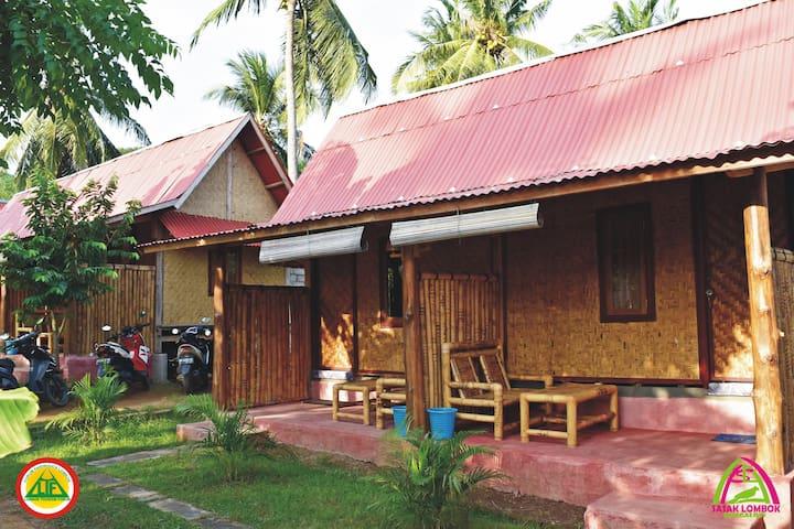Sasak Lombok Bungalow - Pujut - Bungalow