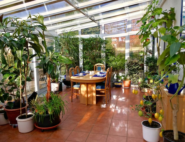 Karin´s guest house - Hannover - Huis