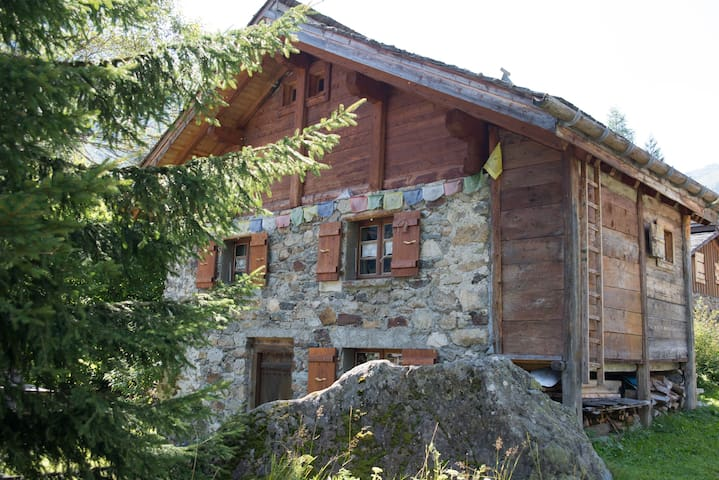 petit chalet Anna - Vallorcine - Cabin