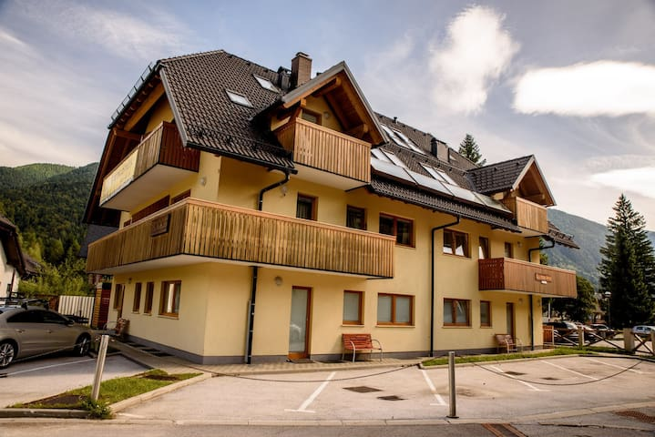 Apartment Katarina, located on ski sloaps - Kranjska Gora - Leilighet
