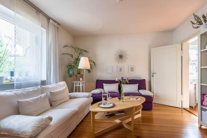 Ruhiges Zimmer mit Charme in Wiesloch - Wiesloch - Rumah