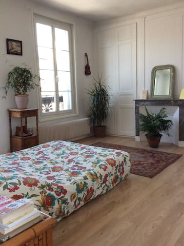 Large room downtown - Bernay - Huoneisto