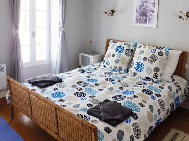 La Petite Gemme - Queen Room - Duras - Şehir evi