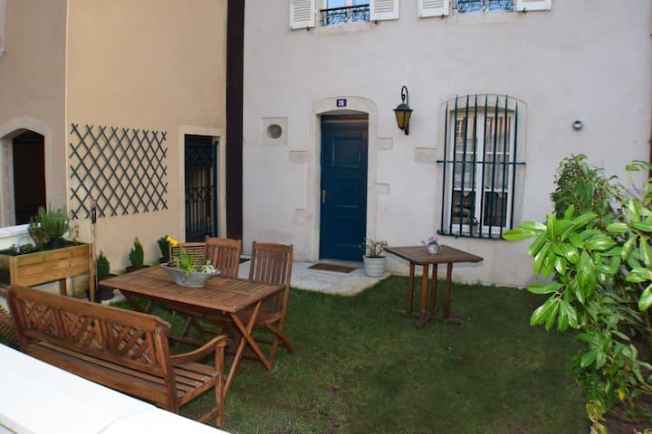 Gîte Sainte-Marguerite - Beaune - Apartemen