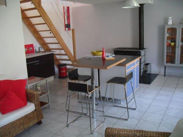 chambre d'hôtes 4 personnes - Nointel, Oise