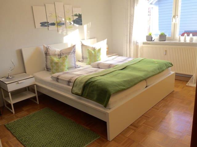 Gästezimmer im Unterallgäu - Erkheim - Casa