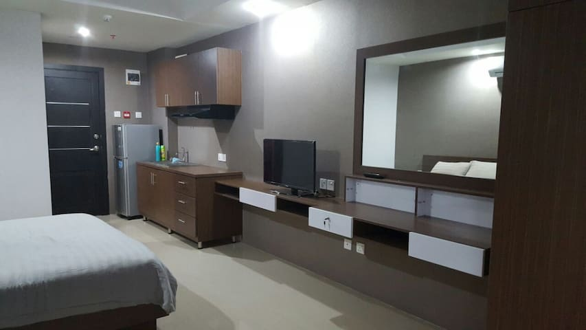 Nagoya Mansion Hotel and Apartment Batam - Batam - Departamento