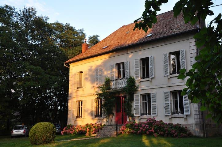 Domaine du Bois d'Amont - Vitreux - Huis