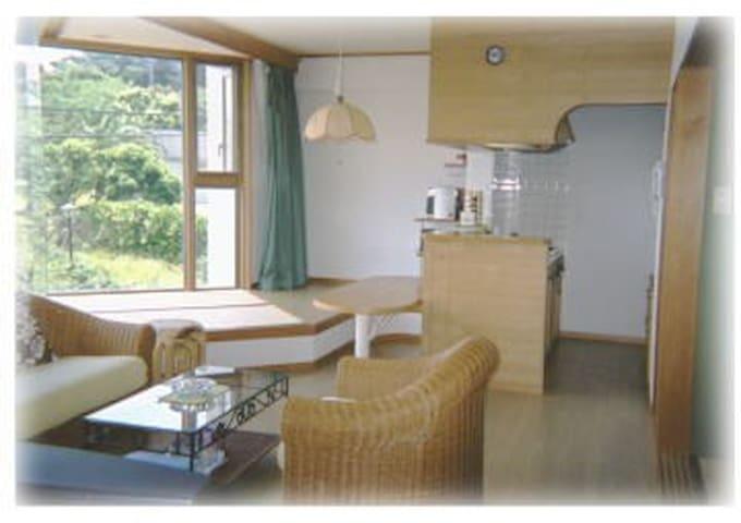 Lotus Room Shimoda 6名様ご利用お一人様約2800円~ - Shimoda - Apartament