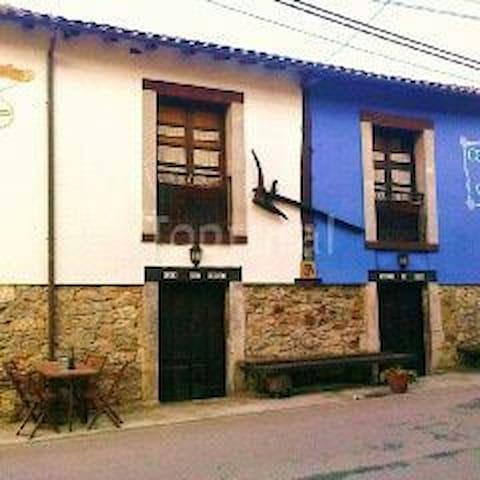 Casa de aldea con encanto(casa 1)j - Corias pravia - Casa