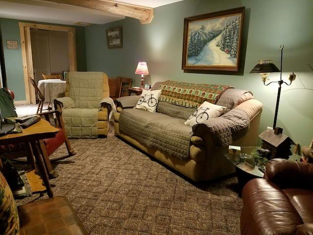 Burke Cabin - Apartment - Burke - Huoneisto