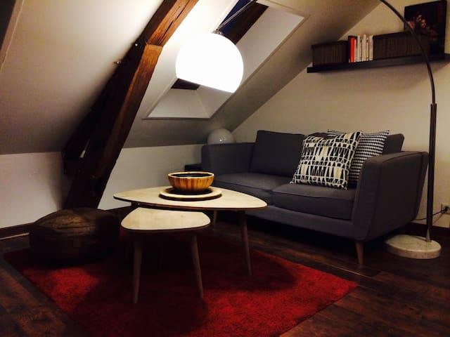 Centre Ville Arras appartement cosy - Arras - Appartement