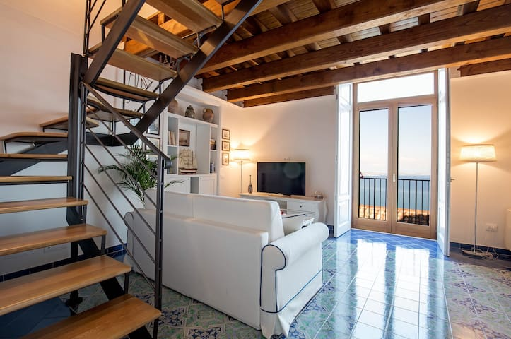 Casa Ada Amalfi Coast,stunning view [AC & WiFi] - Raito  - Casa