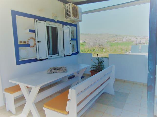 Elegant & cozy apartment - Perivolos,Santorini - Huoneisto