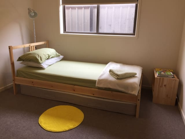 Clean Private Room In A New House - Melbourne - Casa