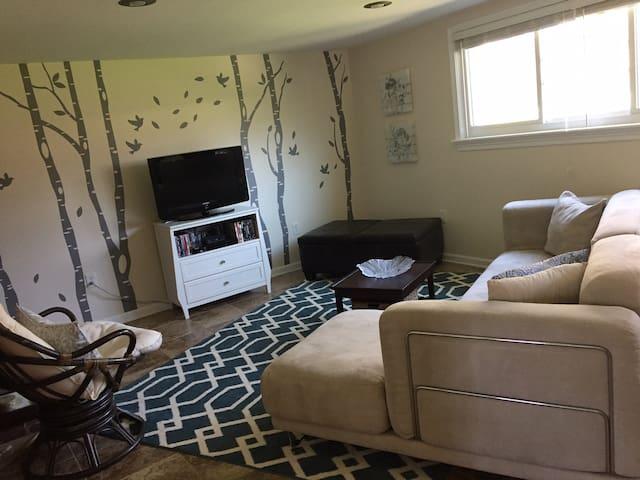 Cute Private Suite in Great Area! - Falls Church - Квартира