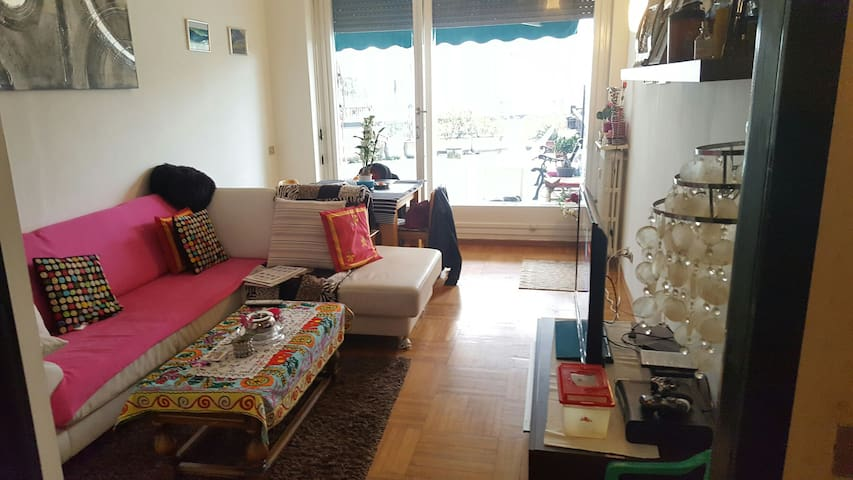 Ampio trilocale zona lago - Como - Appartement