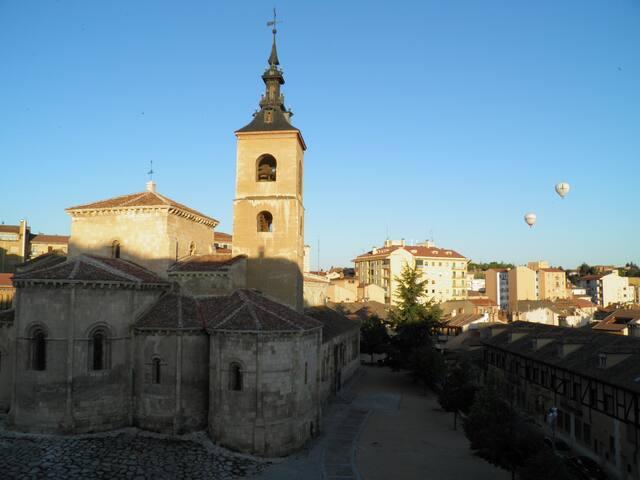Room with a view to 1 - Segovia - Leilighet