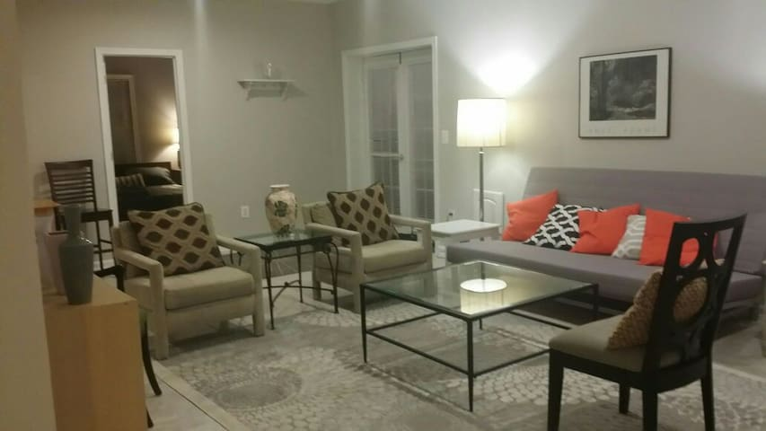 Lovely apt in a convenient location - Annandale - Leilighet