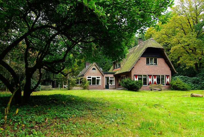 Veluwe Cottage with 4 bedrooms! - Epe - Hytte