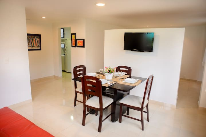 Modern apartment, exclusive area! - Manizales - Apartamento