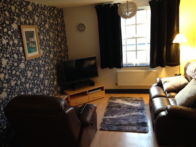 Cozy 2 Bed City Centre Apartment - Worcester