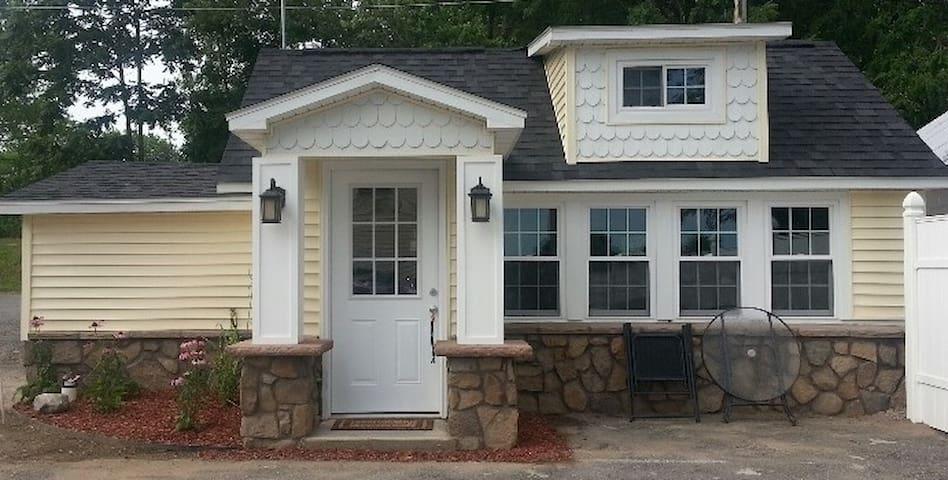 Stone House Cottage - on Oneida Lake, Upstate, NY - Brewerton - Huis