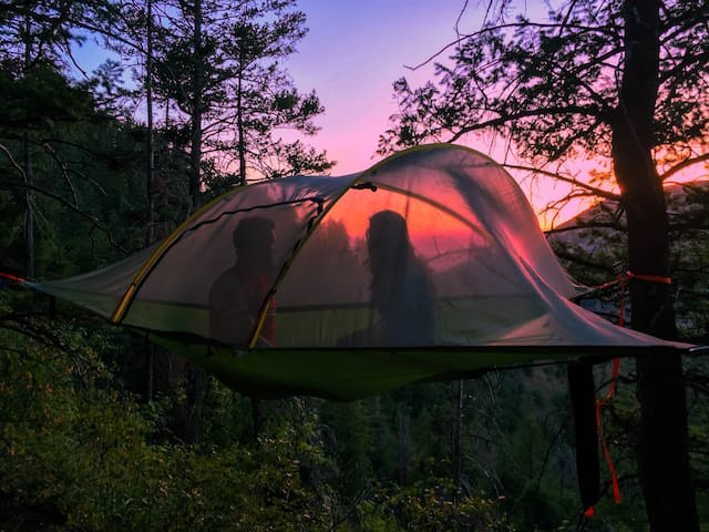 Tentsile hammock tent - North Logan - Barraca