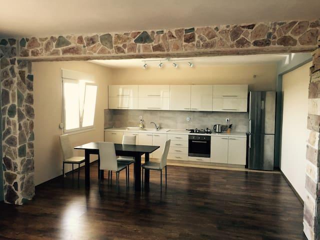 Kerasia luxury apartment - Μηχανιώνας  - Ev