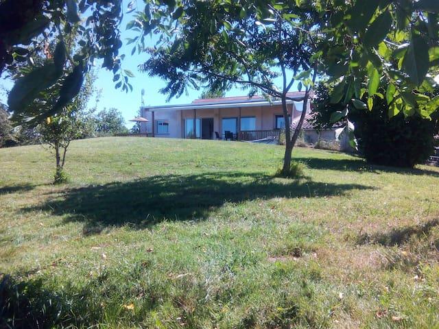 Maison Madar - Saint-Dizant-du-Bois - Huis
