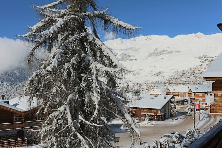 Nice Studio in Verbier Ski in/out - Verbier