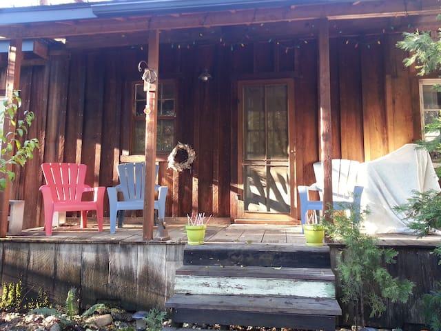 Northern California Mountain Cabin - Sawyers Bar - Haus