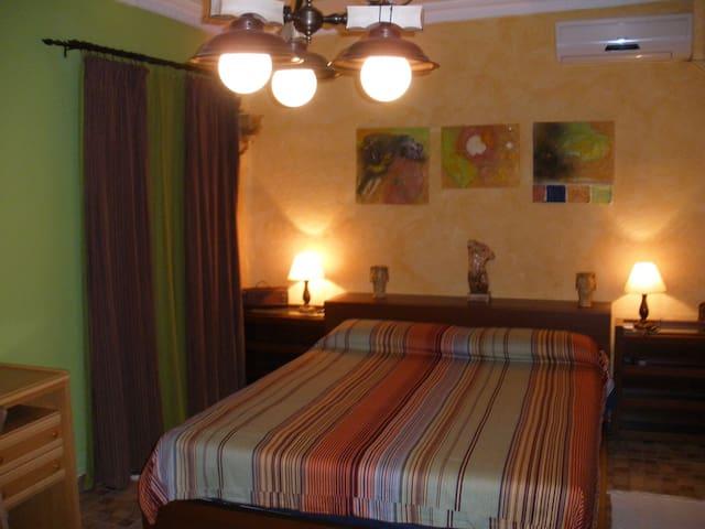 En casa de Miguel Angel - La Rinconada - 단독주택
