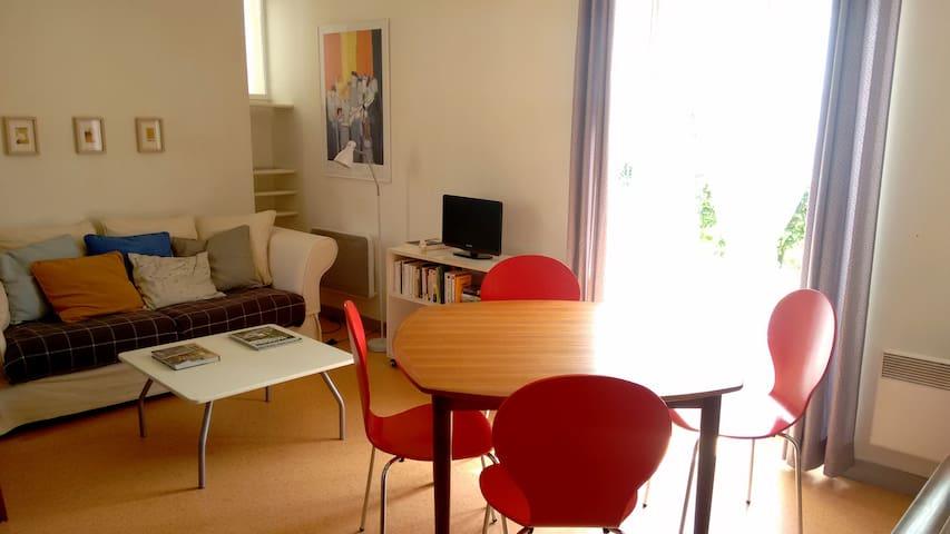 Charmante maison d'architecte à 20 min de Cluny - Saint Gengoux de Scissé  - Hus