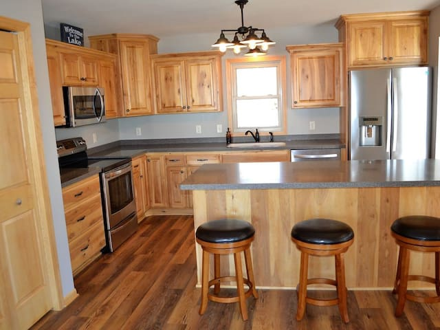 *NEWLY RENOVATED* Cabin on Lower South Long Lake - Brainerd - Cabane