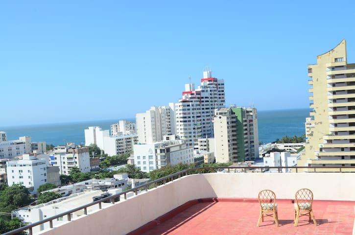 penth house en Rodadero - Santa Marta - Wohnung