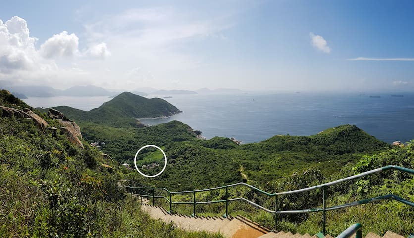 Perfect for nature lovers - Hong Kong - Ház